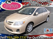 2011 Toyota Corolla LE Stock#:PK60356