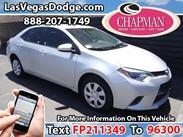 2015 Toyota Corolla LE Plus Stock#:PK62275