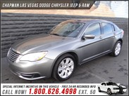 2012 Chrysler 200 LX Stock#:R4888A
