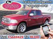 2015 Ram 1500 Laramie Crew Cab Stock#:R6010B