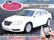 2011 Chrysler 200 LX Stock#:T3184A