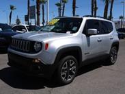 2018 Jeep Renegade Latitude Stock#:T4019