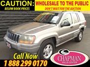 1999 Jeep Grand Cherokee Laredo Stock#:ZJ5243A