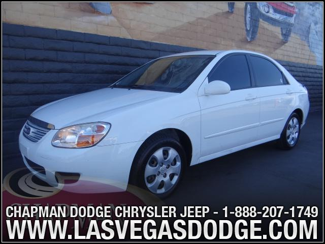 Used Cars in Las Vegas 2007 Kia Spectra