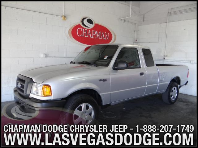 Used Cars in Las Vegas 2005 Ford Ranger