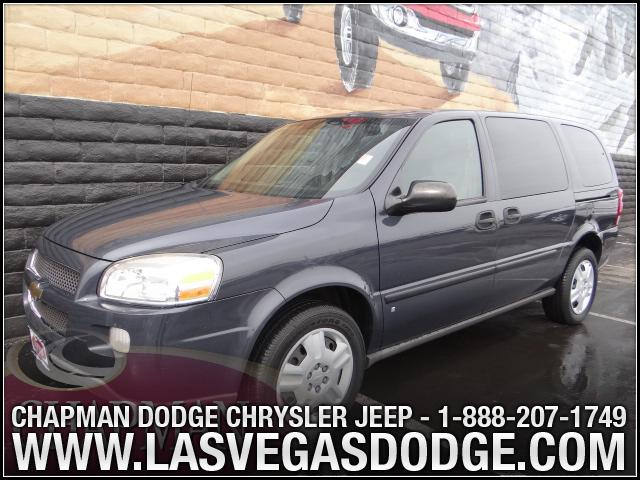 Used Cars in Las Vegas 2008 Chevrolet Uplander