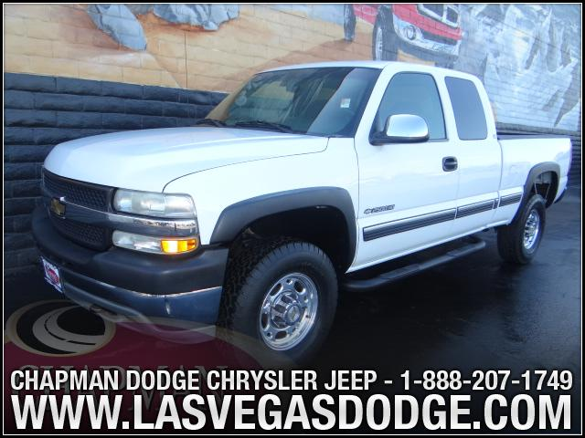 Used Cars in Las Vegas 2002 Chevrolet Silverado 2500 HD