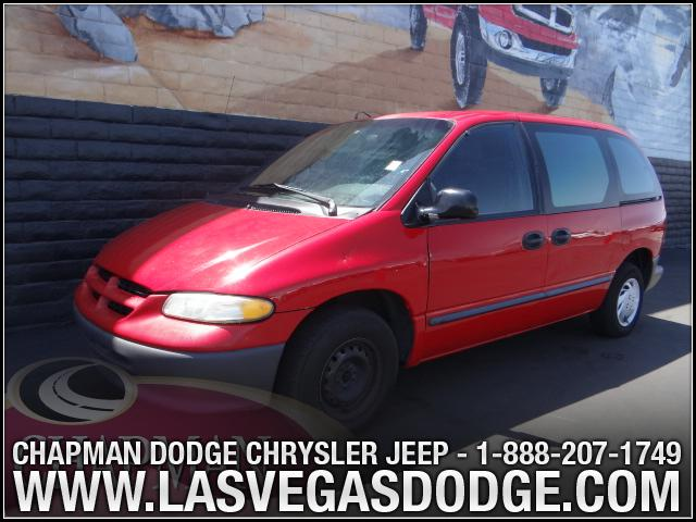Used Cars in Las Vegas 2000 Dodge Caravan