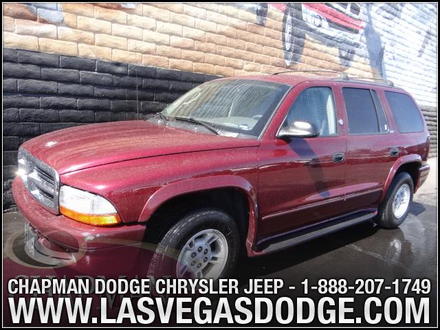 Used Cars in Las Vegas 2002 Dodge Durango