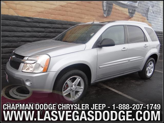 Used Cars in Las Vegas 2005 Chevrolet Equinox