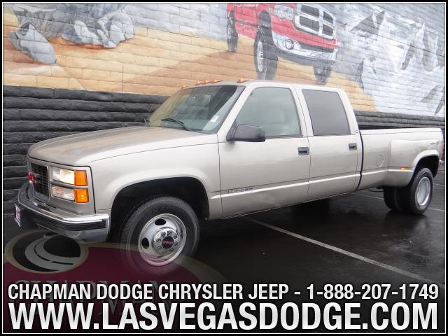 Used Cars in Las Vegas 1999 GMC Sierra