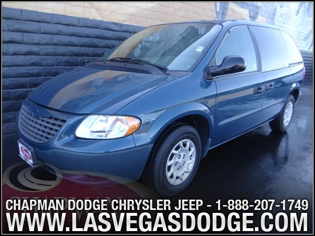 Used Cars in Las Vegas 2002 Chrysler Voyager