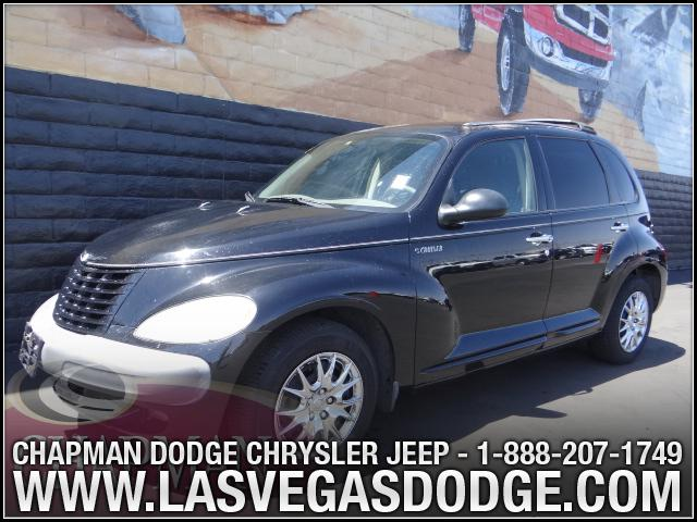 Used Cars in Las Vegas 2002 Chrysler PT Cruiser