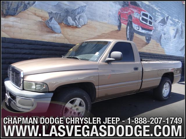 Used Cars in Las Vegas 2000 Dodge RAM 1500