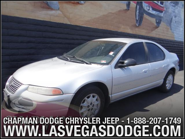 Used Cars in Las Vegas 2000 Chrysler Cirrus