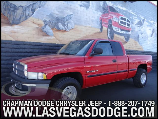 Used Cars in Las Vegas 1999 Dodge RAM 1500