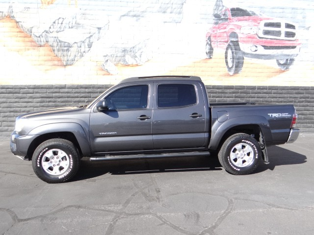 used 2012 toyota tacoma prerunner v6 crew cab stock 20363 chapman automotive group. Black Bedroom Furniture Sets. Home Design Ideas