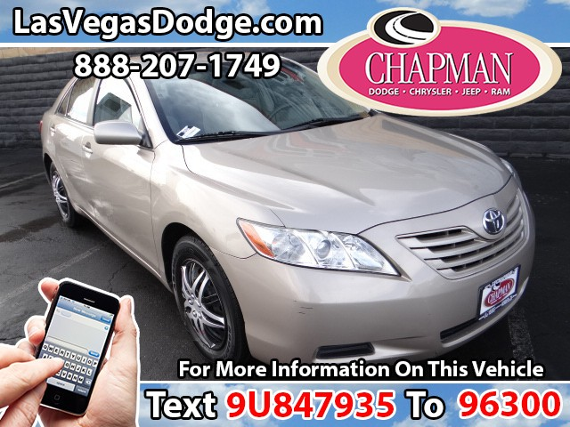 2009 toyota camry in las vegas stock 20566 chapman. Black Bedroom Furniture Sets. Home Design Ideas