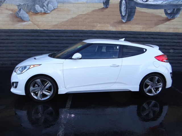 used 2013 hyundai veloster turbo stock 20568 chapman automotive group. Black Bedroom Furniture Sets. Home Design Ideas