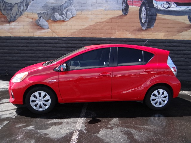 used 2014 toyota prius c one stock 20631a chapman automotive group. Black Bedroom Furniture Sets. Home Design Ideas