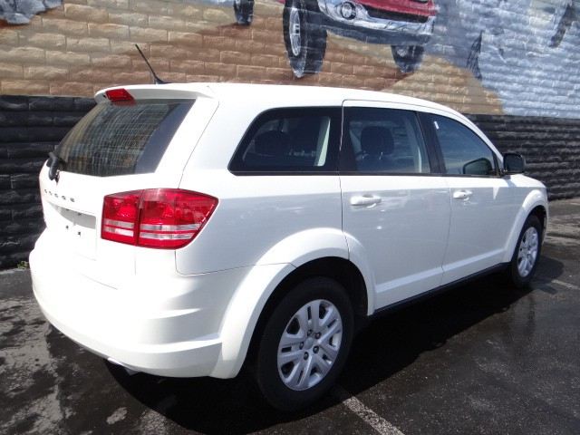 Used 2013 Dodge Journey American Value Package Stock