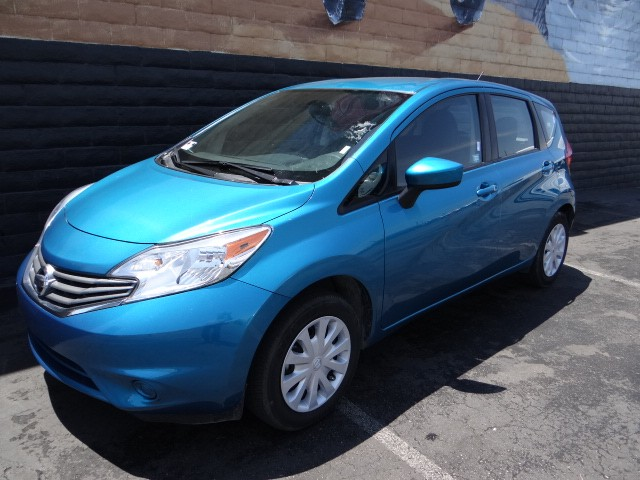 used 2015 nissan versa note sv stock 20746 chapman. Black Bedroom Furniture Sets. Home Design Ideas