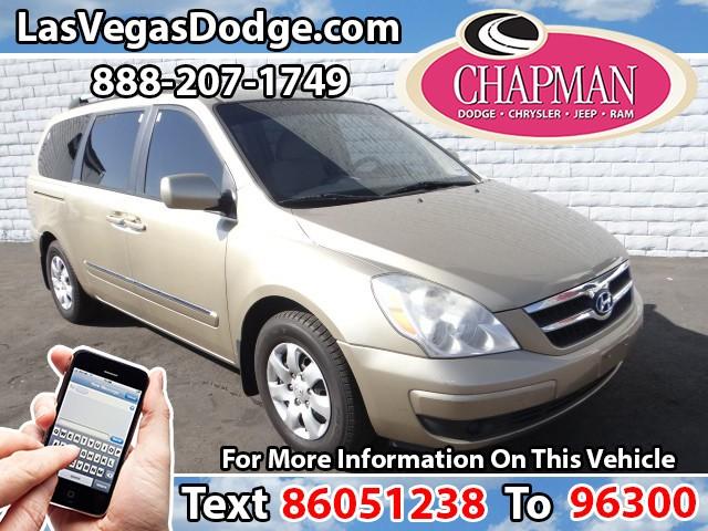 Used Cars in Las Vegas 2008 Hyundai Entourage