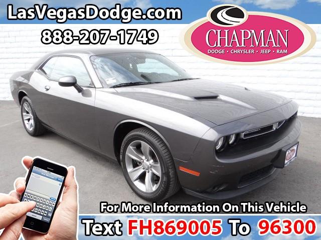 2015 Dodge Challenger SXT Details