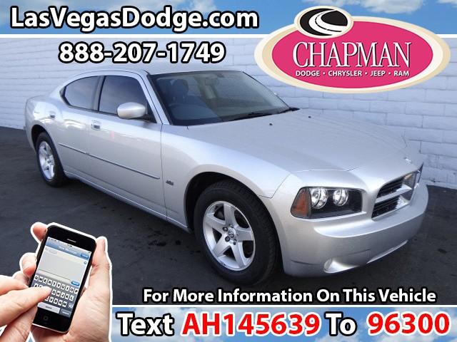 Used Cars in Las Vegas 2010 Dodge Charger