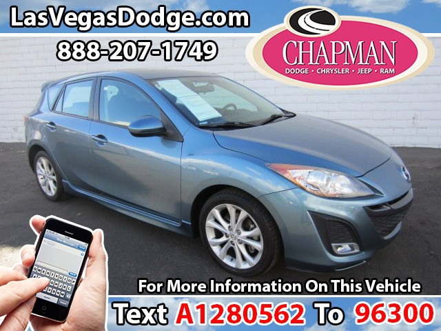 Used Cars in Las Vegas 2010 Mazda 3