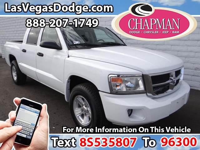 Used Cars in Las Vegas 2008 Dodge Dakota