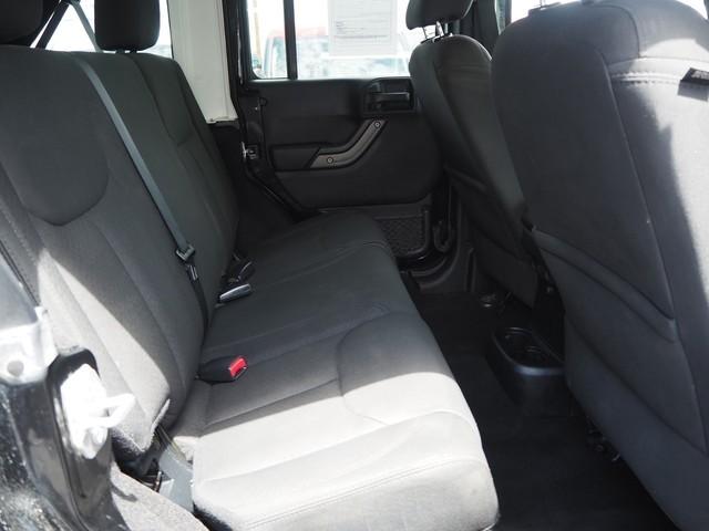 2016 Jeep Wrangler Unlimited Sport S