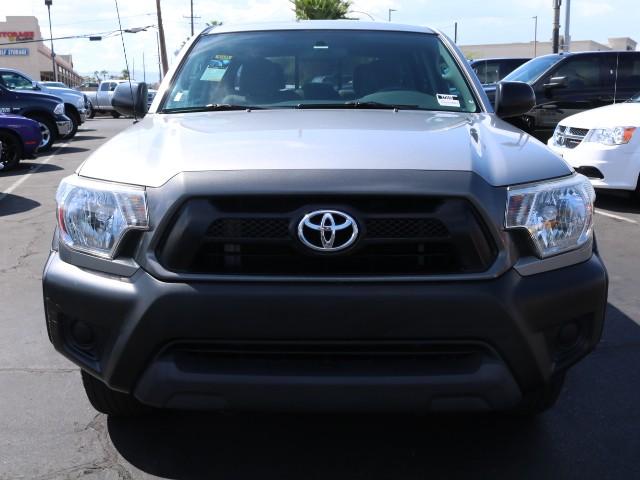 2015 Toyota Tacoma Crew Cab