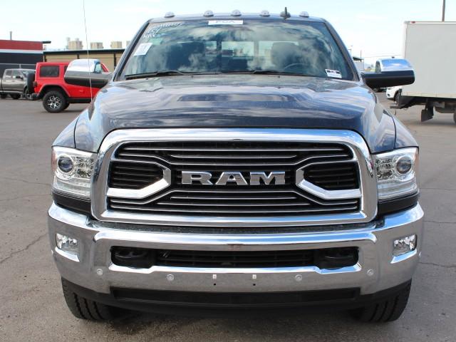 2018 Ram 2500 Laramie Limited Crew Cab