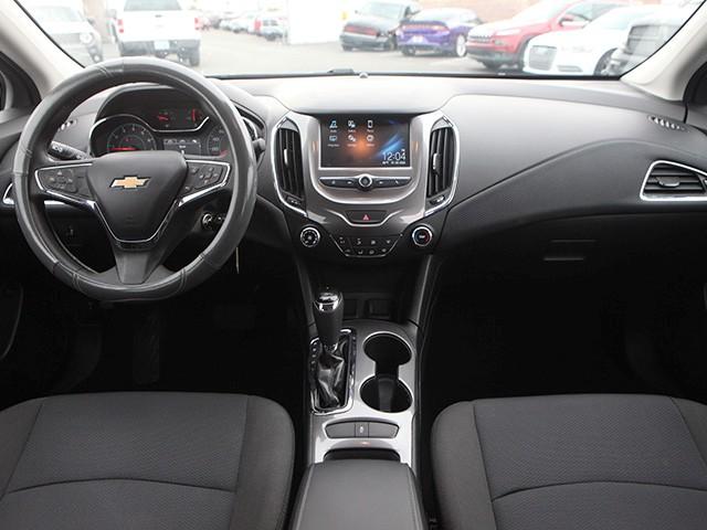 2018 Chevrolet Cruze LT – Stock #22289