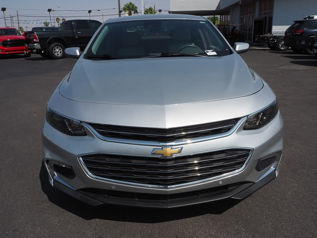 2017 Chevrolet Malibu LT – Stock #22677