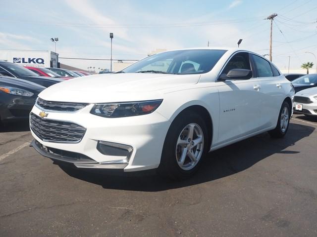 2017 Chevrolet Malibu LS – Stock #22715