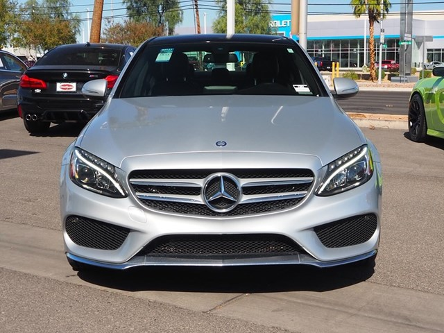 2015 Mercedes-Benz C-Class C 300 4MATIC®