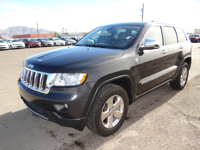 used 2011 jeep grand cherokee overland for sale stock 252470a chapman chrysler jeep. Black Bedroom Furniture Sets. Home Design Ideas
