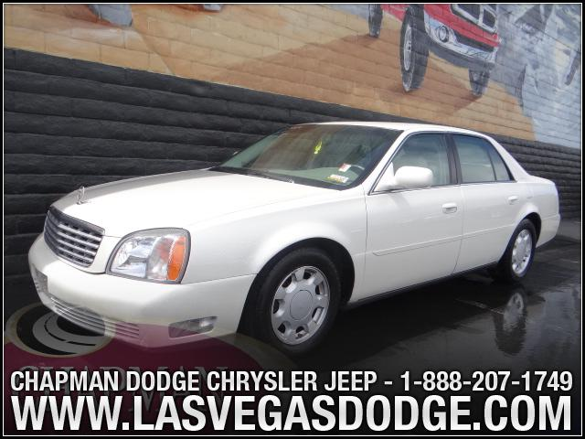 Used Cars in Las Vegas 2001 Cadillac DeVille