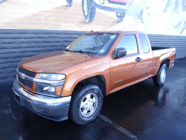used 2004 chevrolet colorado z71 extended cab stock 642036a chapman automotive group. Black Bedroom Furniture Sets. Home Design Ideas