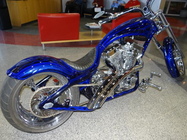 Eddie Trotta Custom Cycles