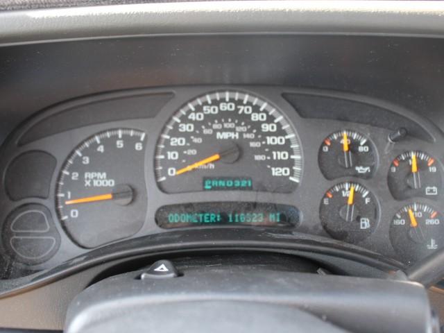 2003 Chevrolet Silverado 1500 LS Extended Cab