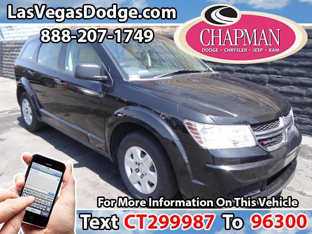 2012 Dodge Journey American Value Package Details