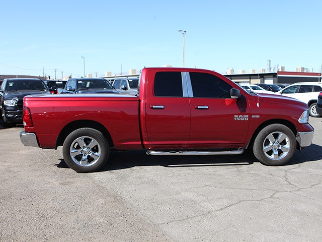 2013 Ram 1500 Big Horn Extended Cab