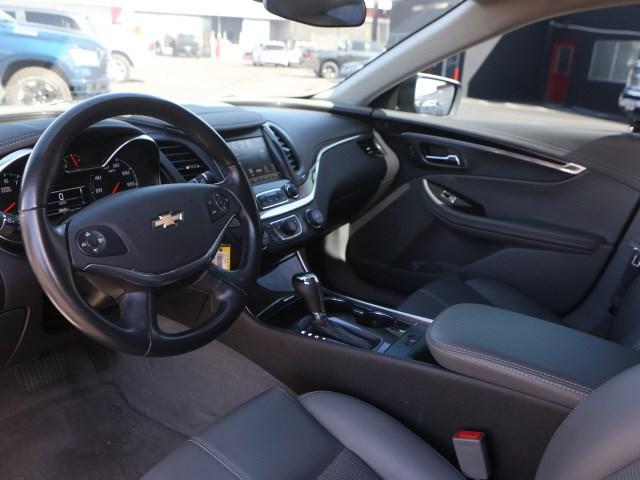 2017 Chevrolet Impala LT – Stock #D20043A
