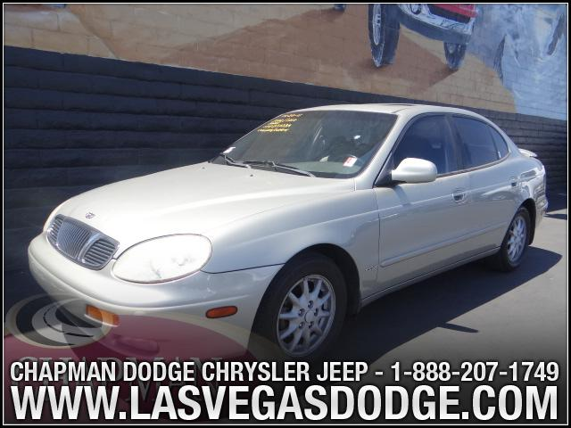 Used Cars in Las Vegas 2002 Daewoo Leganza