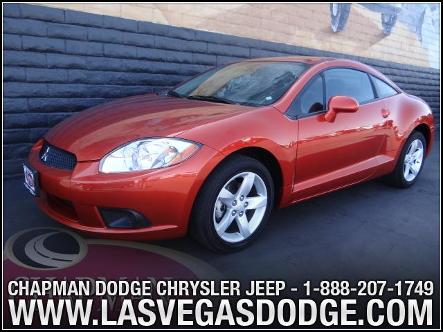 Used Cars in Las Vegas 2009 Mitsubishi Eclipse