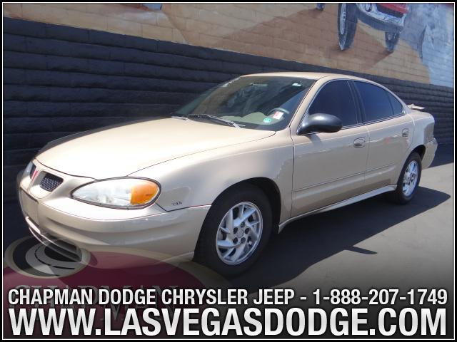 Used Cars in Las Vegas 2004 Pontiac Grand Am