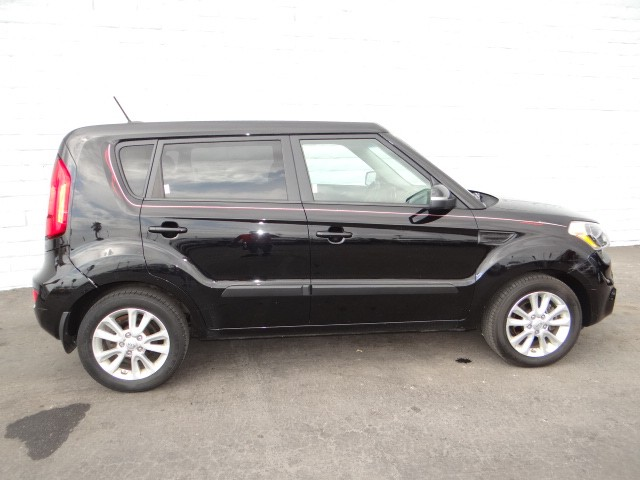 used 2012 kia soul stock d36458a chapman automotive group. Black Bedroom Furniture Sets. Home Design Ideas